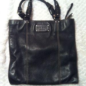 Kate Spade 100% Genuine Leather Small Tote Bag